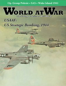 USAAF: US Strategic Bombing Operations Over the Third Reich, 1944