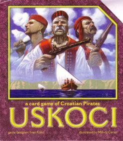 Uskoci: A Card Game of Croatian Pirates