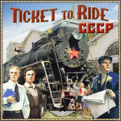 USSR (fan expansion for Ticket to Ride)