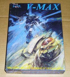 V-Max: Blue Comet SPT Layzner