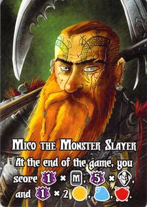 Valeria: Card Kingdoms – Duke Mico the Monster Slayer