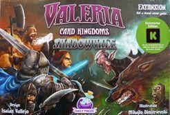 Valeria: Card Kingdoms – Shadowvale: Kickstarter Edition