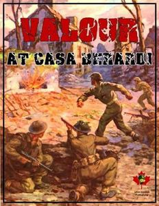 Valour at Casa Berardi