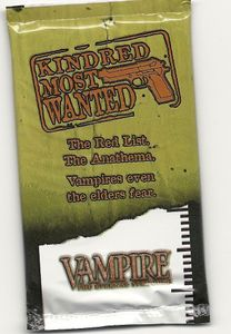Vampire: The Eternal Struggle – Kindred Most Wanted