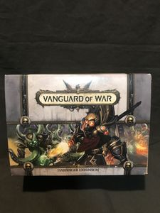 Vanguard of War: Harbinger