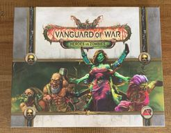 Vanguard of War: Heroes Vs Zombies