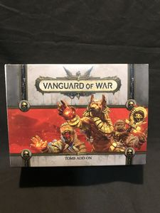 Vanguard of War: Tomb