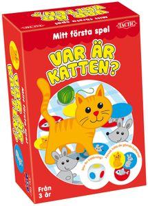 Var är katten?: Mitt första spel