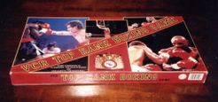 VCR Top Rank Boxing Game