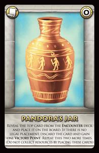 Venture Forth: Pandora's Jar Promo