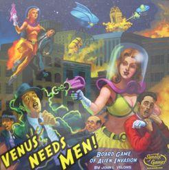 Venus Needs Men