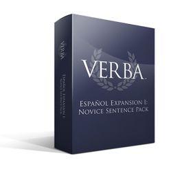 VERBA: Español Expansion 1 – Novice Sentence Pack