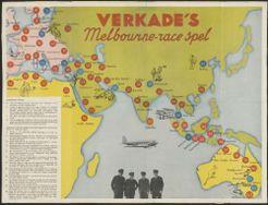 Verkade's Melbourne-race spel