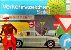 Verkehrszeichenspiel