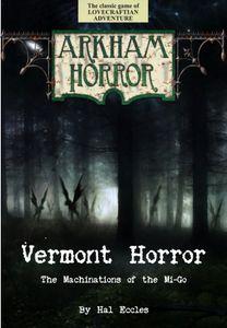 Vermont Horror Expansion (fan expansion for Arkham Horror)