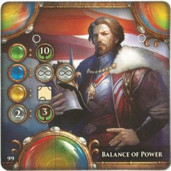 Viceroy: Balance of power Promo Card