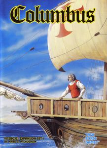 Viceroys: Expansion Set 1 – Columbus