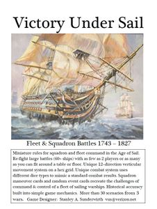 Victory Under Sail