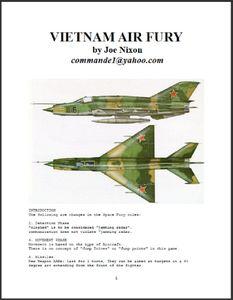 Vietnam Air Fury