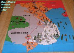 Vietnam Conflict: 1969