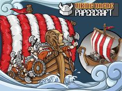 Viking Horde: Papercraft
