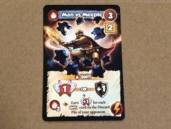 Vikings Gone Wild: Masters of Elements – Man vs Meeple Promo Card