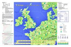 Vikings: Long Ships in the Mist