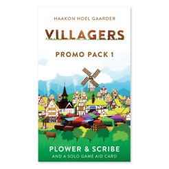 Villagers: Promo Pack 1