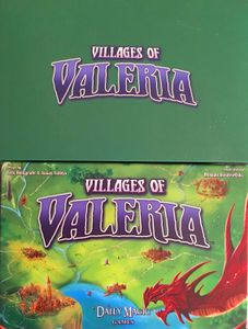 Villages of Valeria: Deluxe Kickstarter Edition