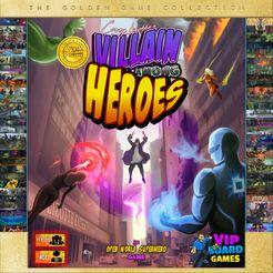Villain Among Heroes