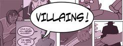 Villains!