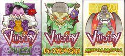 Villainy: The Supervillainous Card Game