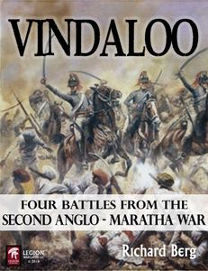 VINDALOO: Four Battles from the 2nd Anglo-Maratha War
