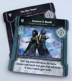Vindication: Dice Tower Promo Cards