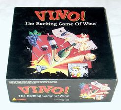 Vino! The exciting game of wine