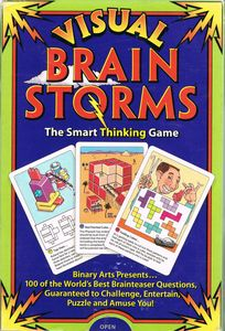 Visual Brain Storms