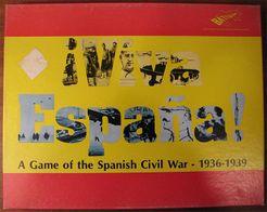 Viva España: A Game of the Spanish Civil War – 1936-1939