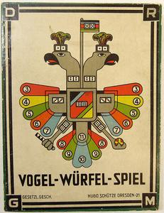 Vogel-Würfel-Spiel