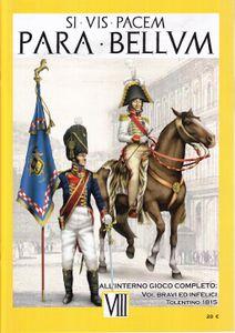 Voi, Bravi ed Infelici: Tolentino 1815