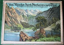 Von München durch Oberbayern nach Tirol