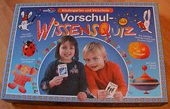 Vorschul-Wissensquiz