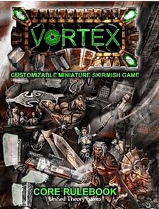 Vortex: Core Rulebook