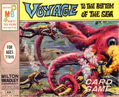 Voyage to the Bottom of the Sea Card Game