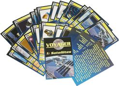 Voyager Space Card Game