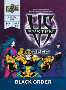 Vs System 2PCG: Black Order