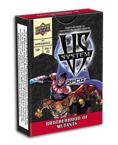 Vs System 2PCG: Brotherhood of Mutants