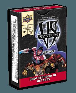 Vs System 2PCG: Brotherhood of Mutants
