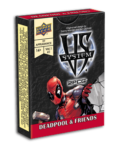 Vs System 2PCG: Deadpool & Friends