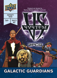 Vs System 2PCG: Galactic Guardians