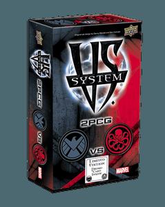 Vs System 2PCG: SHIELD vs Hydra